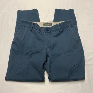 Eddie Bauer Pants - Eddie Bauer Size 2 Blue Skinny Crop Pants